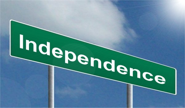 The greatness of Independence