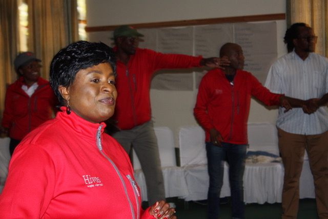 Hivos Workshop Moments