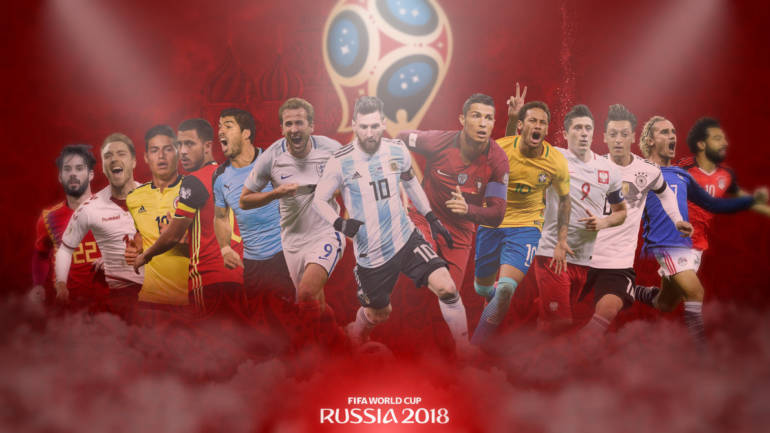 The FIFA World Cup Profiles of Greatness
