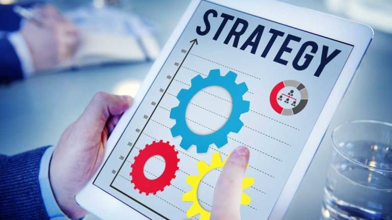Start strategy setting with situation room