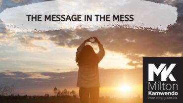 The Message in the Mess